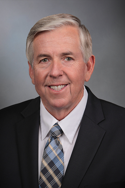 Governor Michael Parson